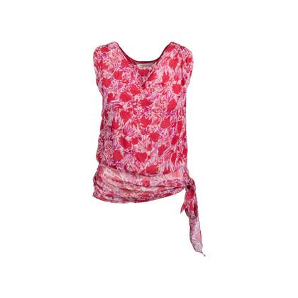 Authentic Second Hand Jill Stuart Floral Long Top (PSS-340-00290)