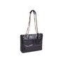 Authentic Second Hand Chanel Vintage Quilted Lambskin Bag (PSS-737-00019) - Thumbnail 4