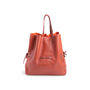 Authentic Second Hand Jil Sander Drawstring Tote Bag (PSS-075-00111) - Thumbnail 4