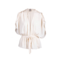 Authentic Second Hand Haute Hippie Ruffle Sleeve Top (PSS-097-00212) - Thumbnail 0