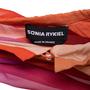 Authentic Second Hand Sonia Rykiel Multicolour Pleated Maxi Dress (PSS-200-01733) - Thumbnail 2