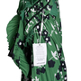 Authentic Second Hand Self-Portrait Cold Shoulder Pleated Floral Dress (PSS-236-00059) - Thumbnail 2