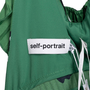 Authentic Second Hand Self-Portrait Cold Shoulder Pleated Floral Dress (PSS-236-00059) - Thumbnail 3