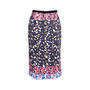 Authentic Second Hand Peter Pilotto Abstract Pencil Skirt (PSS-236-00061) - Thumbnail 1
