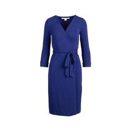 Authentic Second Hand Diane Von Furstenberg New Julian Two Wrap Dress (PSS-685-00002)
