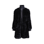 Authentic Second Hand Armani Jeans Faux Fur Coat (PSS-685-00005) - Thumbnail 0