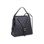 Authentic Second Hand Chanel Large Accordion Bucket Bag (PSS-732-00012) - Thumbnail 1