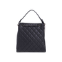 Authentic Second Hand Chanel Large Accordion Bucket Bag (PSS-732-00012) - Thumbnail 2