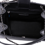 Authentic Second Hand Chanel Large Accordion Bucket Bag (PSS-732-00012) - Thumbnail 7