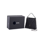 Authentic Second Hand Chanel Large Accordion Bucket Bag (PSS-732-00012) - Thumbnail 8