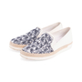 Authentic Second Hand Tod's Sequin Embellished Slip Ons (PSS-249-00028) - Thumbnail 1