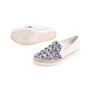 Authentic Second Hand Tod's Sequin Embellished Slip Ons (PSS-249-00028) - Thumbnail 4