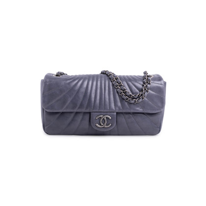 Authentic Second Hand Chanel Quilted Flap Bag (PSS-600-00040)