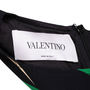 Authentic Second Hand Valentino Panther Crepe Couture Sleeveless Dress (PSS-249-00034) - Thumbnail 2