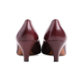 Authentic Second Hand Bruno Magli Leather Pumps (PSS-726-00003) - Thumbnail 3