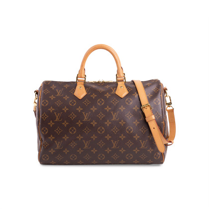 Authentic Second Hand Louis Vuitton Speedy Bandouliere 35 (PSS-747-00004)