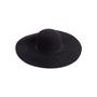 Authentic Second Hand Maison Michel Blanche Wide-Brim Hat (PSS-718-00037) - Thumbnail 0