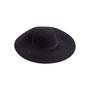 Authentic Second Hand Maison Michel Blanche Wide-Brim Hat (PSS-718-00037) - Thumbnail 1