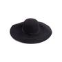 Authentic Second Hand Maison Michel Blanche Wide-Brim Hat (PSS-718-00037) - Thumbnail 3