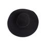 Authentic Second Hand Maison Michel Blanche Wide-Brim Hat (PSS-718-00037) - Thumbnail 4