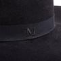 Authentic Second Hand Maison Michel Blanche Wide-Brim Hat (PSS-718-00037) - Thumbnail 5