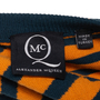 Authentic Second Hand McQ Alexander Mcqueen Striped Cardigan (PSS-721-00018) - Thumbnail 2