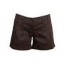 Authentic Second Hand Elie Tahari Stiched Linen Shorts (PSS-097-00243) - Thumbnail 0