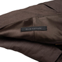 Authentic Second Hand Elie Tahari Stiched Linen Shorts (PSS-097-00243) - Thumbnail 2