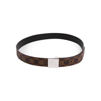Authentic Second Hand Louis Vuitton Damier Belt (PSS-746-00008)