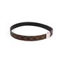 Authentic Second Hand Louis Vuitton Damier Belt (PSS-746-00008) - Thumbnail 1
