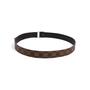 Authentic Second Hand Louis Vuitton Damier Belt (PSS-746-00008) - Thumbnail 3