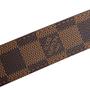 Authentic Second Hand Louis Vuitton Damier Belt (PSS-746-00008) - Thumbnail 5