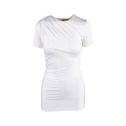 Authentic Second Hand T by Alexander Wang Ruched Mini Dress (PSS-746-00025)