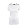 Authentic Second Hand T by Alexander Wang Ruched Mini Dress (PSS-746-00025) - Thumbnail 0