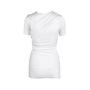 Authentic Second Hand T by Alexander Wang Ruched Mini Dress (PSS-746-00025) - Thumbnail 1