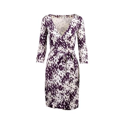 Authentic Second Hand Diane Von Furstenberg New Julian Two Wrap Dress (PSS-707-00015)