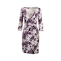 Authentic Second Hand Diane Von Furstenberg New Julian Two Wrap Dress (PSS-707-00015) - Thumbnail 0