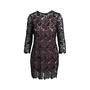 Authentic Second Hand Fleur Du Mal Guipure Lace Mini Dress (PSS-097-00166) - Thumbnail 0