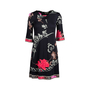Authentic Second Hand Leonard Floral Printed Dress (PSS-097-00177) - Thumbnail 0