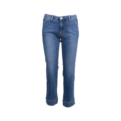 Authentic Second Hand Frame High Waisted Denim Jeans (PSS-097-00180)