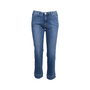 Authentic Second Hand Frame High Waisted Denim Jeans (PSS-097-00180) - Thumbnail 0