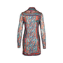 Authentic Second Hand Isabel Marant Printed Shirt Dress (PSS-097-00168) - Thumbnail 2