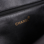 Authentic Vintage Chanel Shopping Tote Bag (PSS-503-00085) - Thumbnail 4