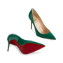 Authentic Second Hand Christian Louboutin Decolette 554 Pumps (PSS-153-00015) - Thumbnail 5