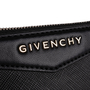 Authentic Second Hand Givenchy Rottweiler Coated Canvas Clutch (PSS-762-00017) - Thumbnail 4