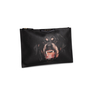 Authentic Second Hand Givenchy Rottweiler Coated Canvas Clutch (PSS-762-00017) - Thumbnail 1