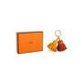 Authentic Second Hand Hermès Carmen Uno-Dos Key Ring (PSS-762-00018) - Thumbnail 4