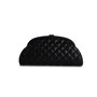 Authentic Second Hand Chanel Timeless Half Moon Clutch Bag (PSS-762-00020) - Thumbnail 2