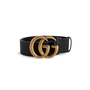 Authentic Second Hand Gucci GG Leather Belt (PSS-622-00013) - Thumbnail 0