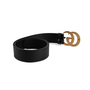 Authentic Second Hand Gucci GG Leather Belt (PSS-622-00013) - Thumbnail 6
